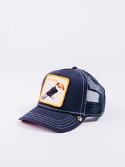 gorra Goorin Bros Take Me To Trucker visera curva animales