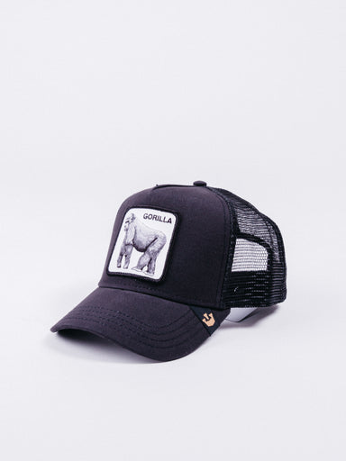 King Of The Jungle Trucker Black