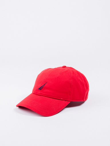 Deck Red Baseball Hat