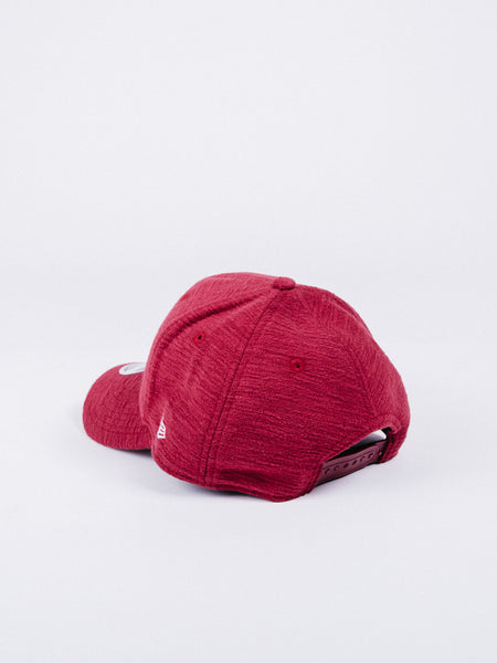 NEW ERA  9Fifty Slub Strech Snapback NYC Cardinal Curved Visor