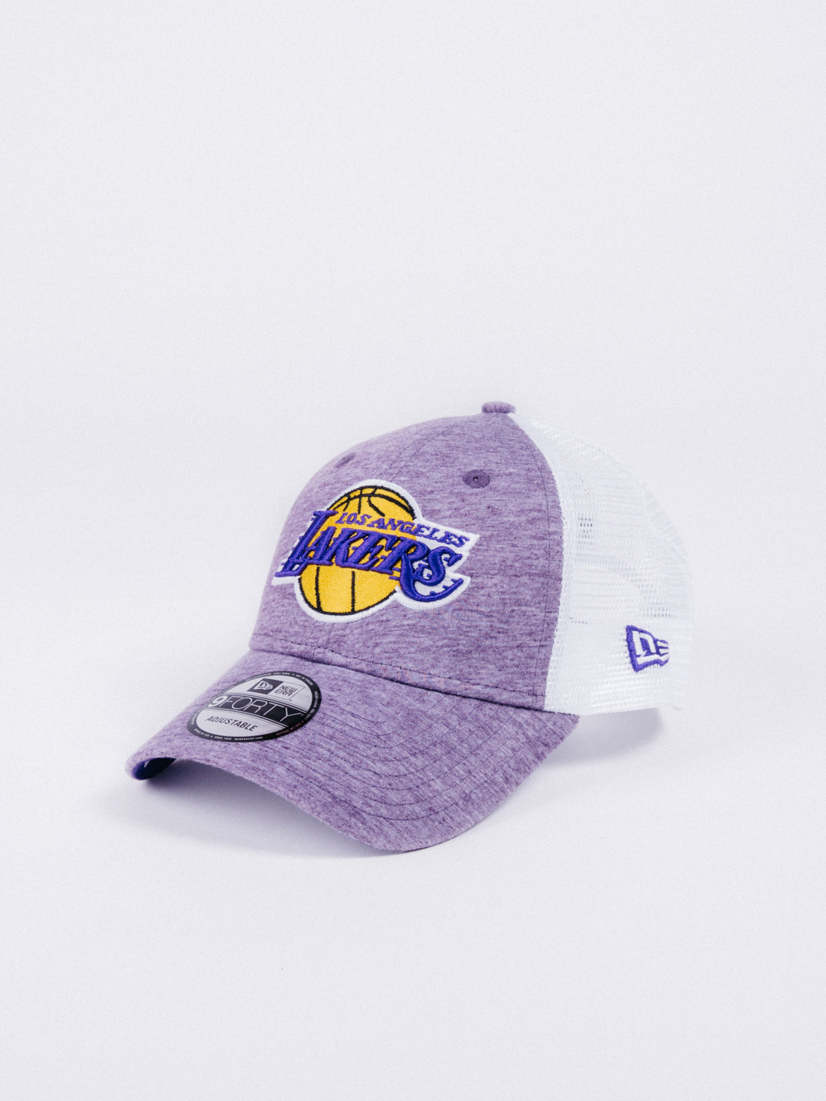 NEW ERA 9Forty Summer League Los Angeles Lakers Trucker Purple/White