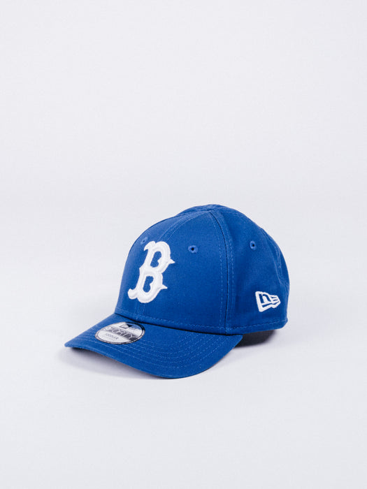 gorra NEW ERA Essential 9Forty Boston Red Sox Royal Blue (Niño) visera curva ajustable talla de niños