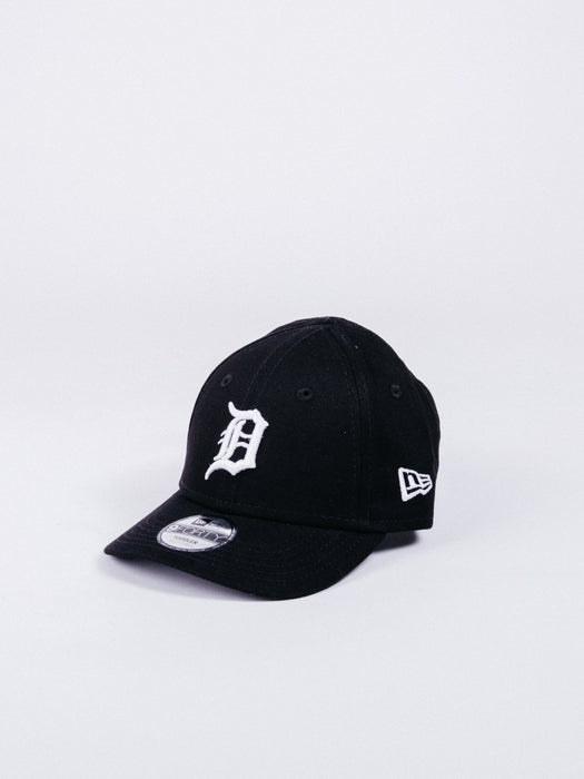 gorra NEW ERA Essential 9Forty Detroit Tigers Black (Niño) visera curva ajustable tallas de niño