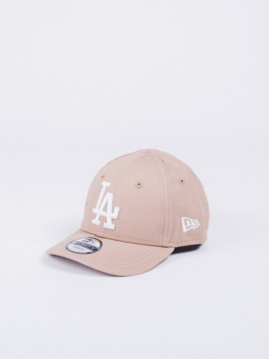 gorra new era essential 9forty los angeles dodgers visera curva gorra de niño