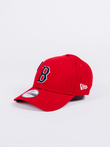 gorra NEW ERA 9FORTY Cooperstown Patched Boston Red Sox Red visera curva ajustable