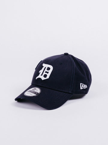 gorra NEW ERA 9FORTY Cooperstown Patched Detroit Tigers Navy visera curva parches