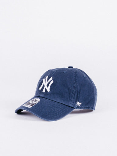gorra 47' gorra 47' CLEAN UP New York Yankees navy visera curva ajustable azul marino baseball