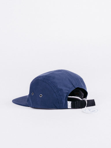 gorra Borne Patriot Packable 5 Panel Hat Navy visera plana blanda ajustable azul marino cinco paneles