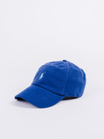 Polo Ralph Lauren Classic Sport Cap Navy with Crest
