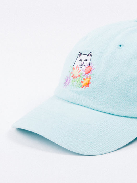 rip n dip nermcasso flowers for bae dad hat blue