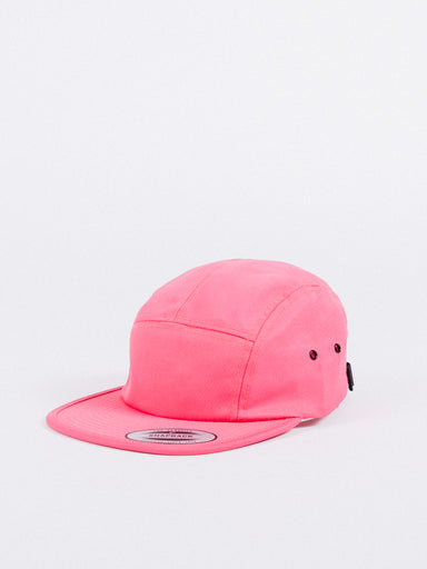 Classic 5 panel Jockey Camper Cap Flexfit