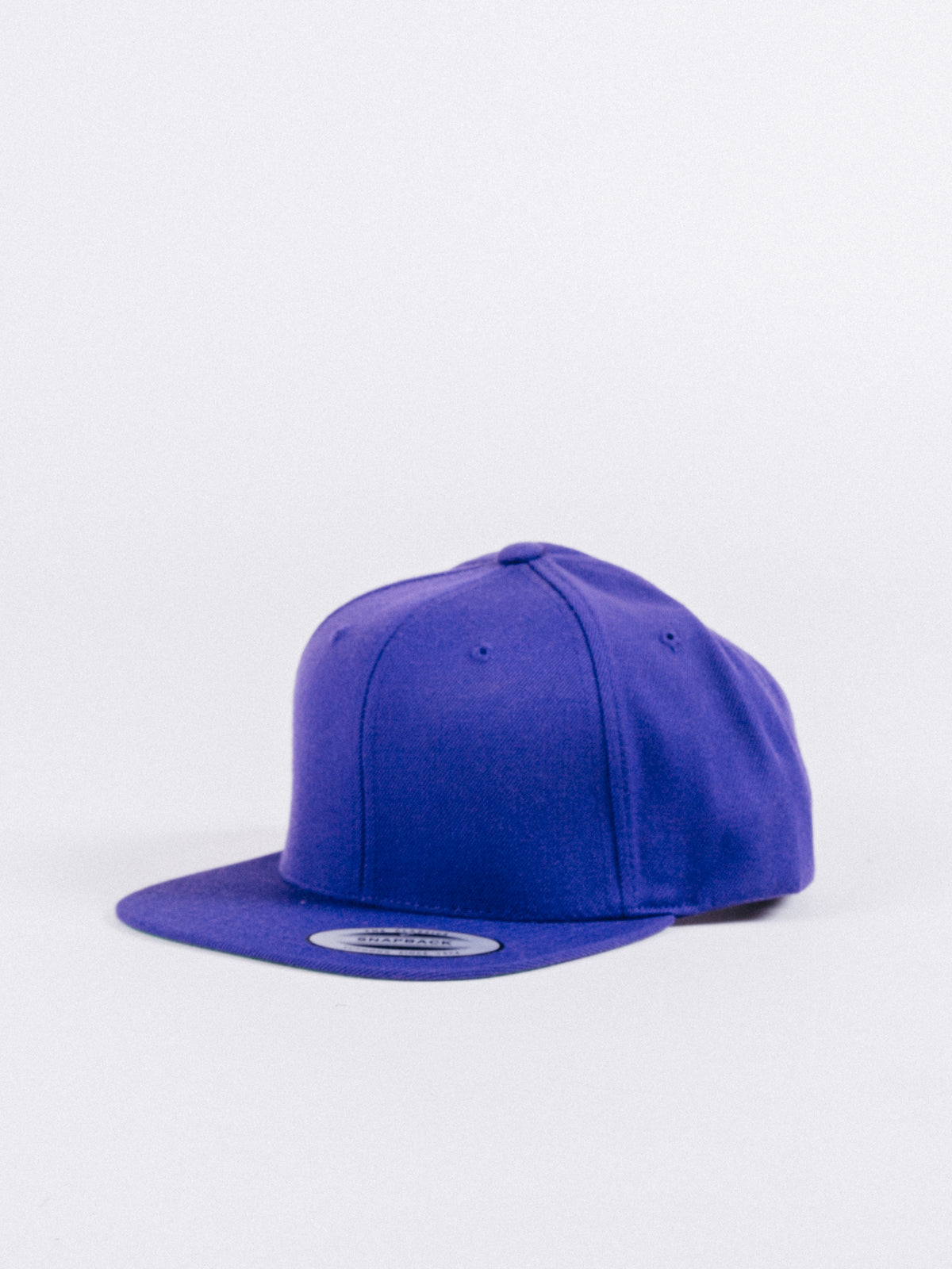 Basic Purple Snapback