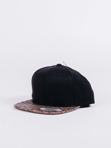 HEAVEN AND HELL 6 PANEL  (BLACK)