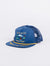 Gorra Polar Stuff Camp Vibe Azul Petroleo