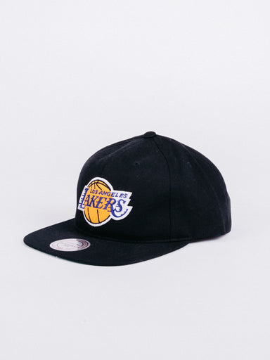 Los Angeles Lakers Mitchel and Ness Vintage Black