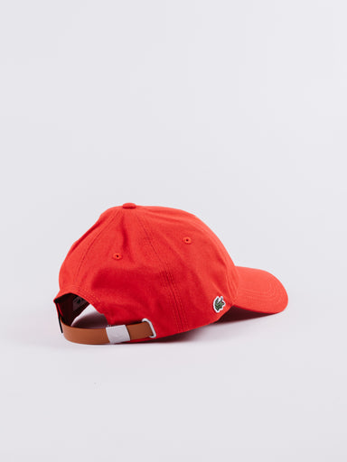 Red Dadhat Logo lateral