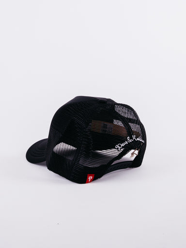 Circle Logo Trucker Hat