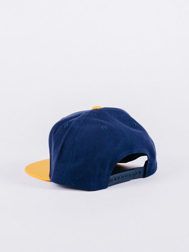 Oath III Snapback Yellow/Navy