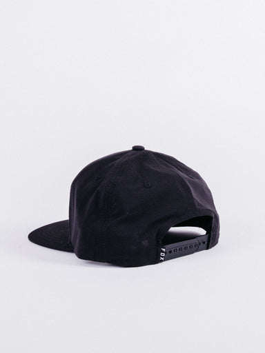 Shaded Snapback Black