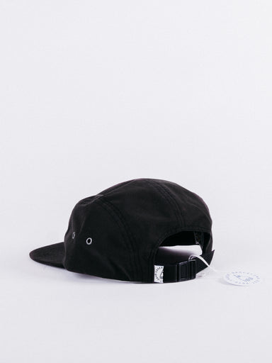 Borne Patriot Packable 5 Panel Hat Black