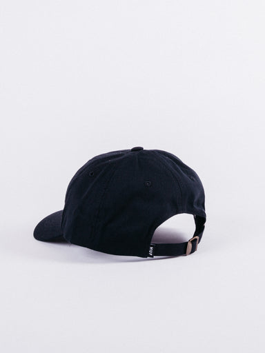 OG Logo Curved Visor Hat Black