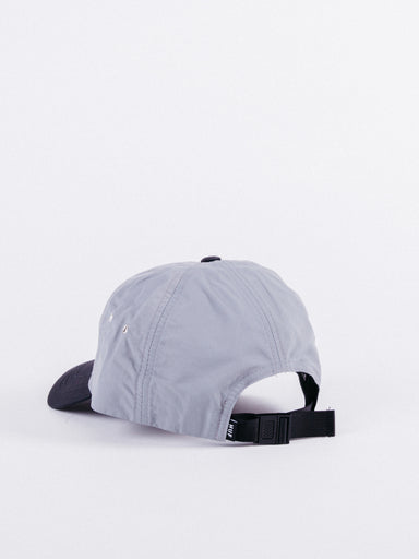 Standard Contrast Curved Visor Hat Gray/Black