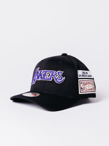 gorra Los angeles lakers mitchell and ness