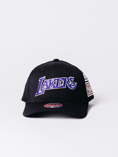 nba jockey snapback lakers
