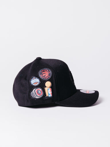 nba rings raptors snapback