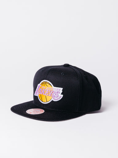 gorra lakers mitchell n ness kobe