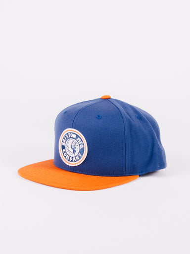 Brixton rival mp oranje blue