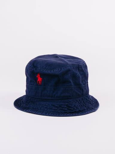 Polo Ralph Lauren Bucket Navy