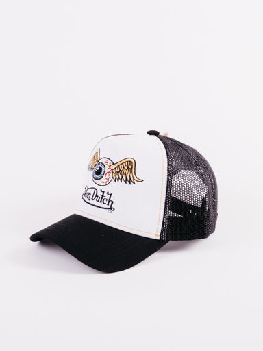 Gorra Von dutch ojo blanco