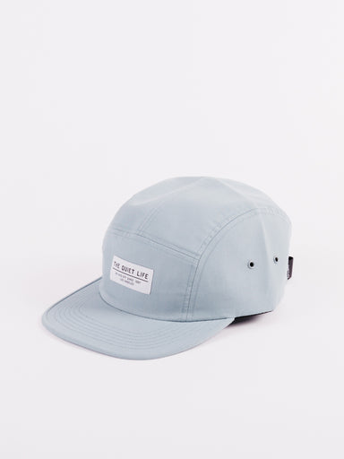 the quiet life foundation cap blue