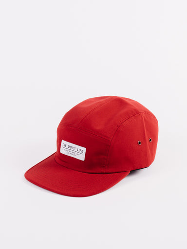 The Quiet Life FoundTION CAP rED