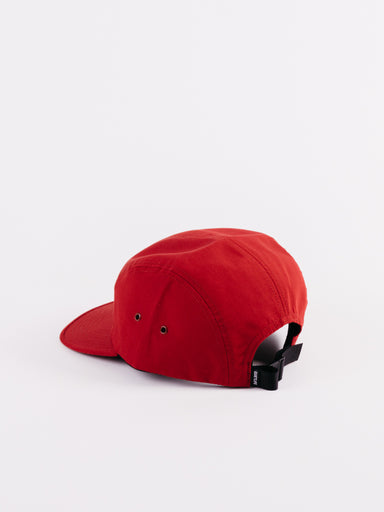 Foundation 5 panel Red
