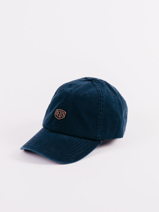deus cap shield standard navy