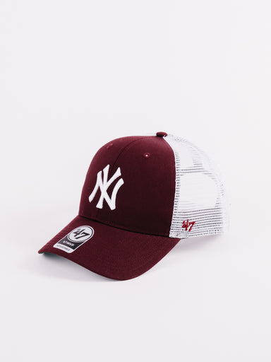 new york yankees granate 47 brand mvp
