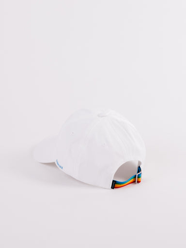 Lacoste x Polaroid White Dad Hat