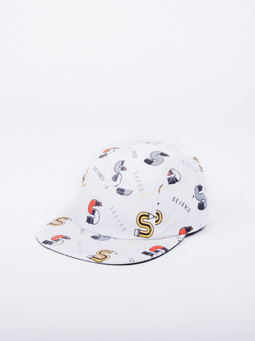 RIP N DIP PARADISE 5 PANEL WHITE TERRY CLOTH