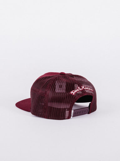 Moreno Trucker Deep Red