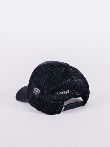 Clyne Trucker Black