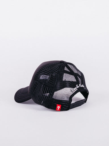 Ibiza Trucker Cap Black