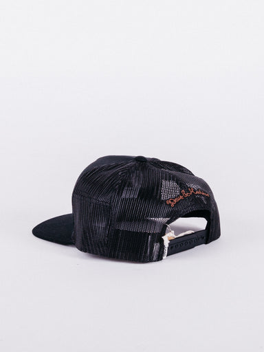 Moreno Trucker  Black