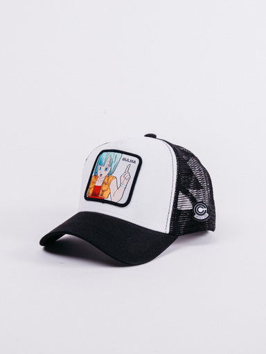 Dragon Ball Z Bulma BUL3 Trucker Black