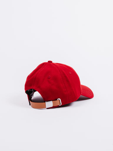 Big Croc DadHat Strapback Red