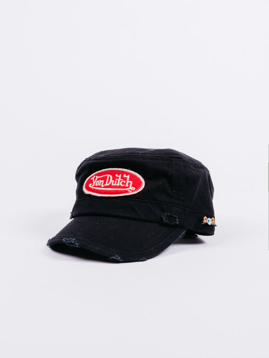 gorra army von dutch negra