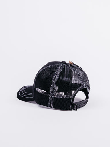 Col Bwb Black/White Trucker