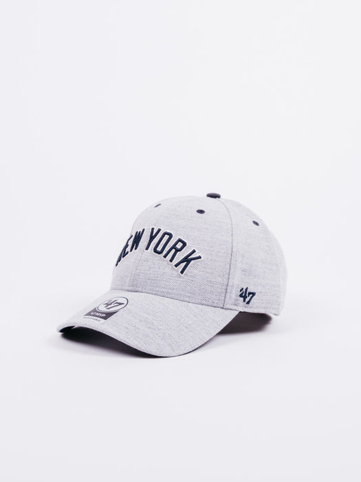 gorra new york gris