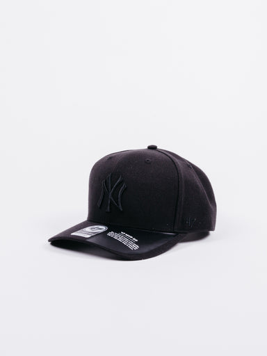 MVP DP Snapback New York Yankees Black/Black